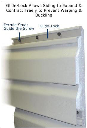Eliminator Xl 29 Glide Lock Insulated Siding Vinyl